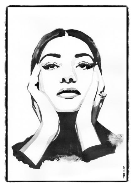 Iconic Woman - Maria Callas